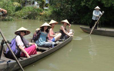 """Vietnam: """"Los niños en el orfanato me han inspirado a dar siempre un poco más que lo que tenemos"""""""