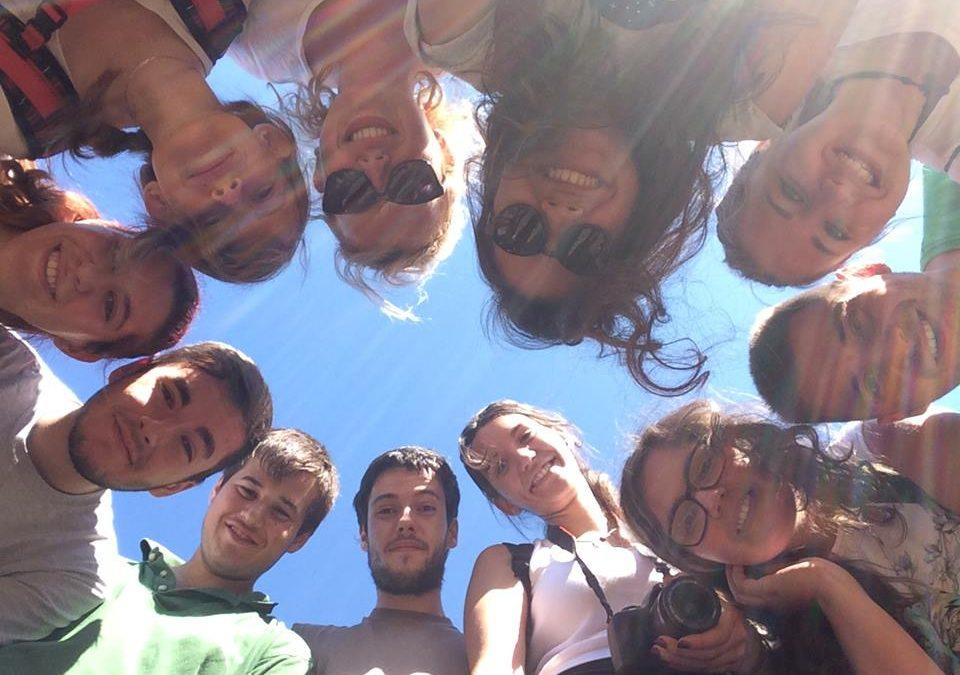 Campo de voluntariado internacional en Extremadura: » Ha sido un ejemplo de colaboración local»