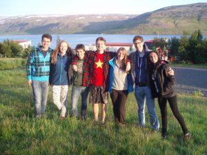 campo de voluntariado Islandia SCI
