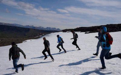 """Voluntariado en Islandia: """" Fue una experiencia muy interesante"""""""