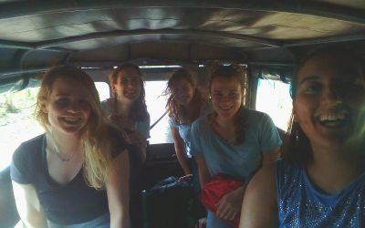 """Voluntariado larga duración en Sri Lanka: """" Estos chicos me están enseñando a vivir el momento"""""""