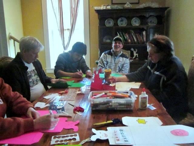 Voluntariado de larga duración en EEUU:  Es un trabajo estimulante, exigente y muy reconfortante