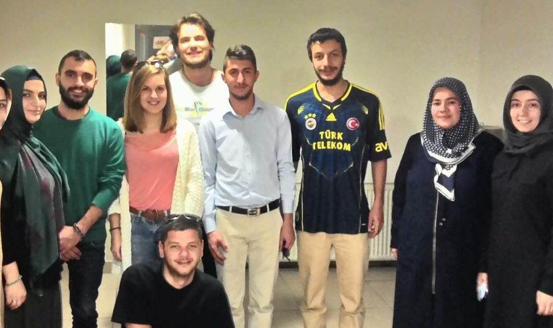 Experiencia EVS en Turquía: «Recomiendo sin duda que os unáis a un proyecto así»