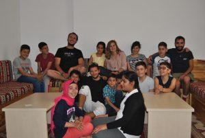 voluntariado Turquía refugiados SCI