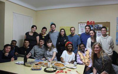 """Experiencia voluntariado local de Profes: """" Estoy muy ilusionado por dar las clases de español cada semana."""""""
