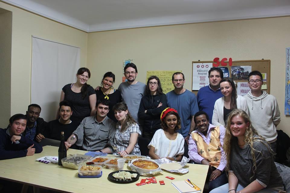 Experiencia voluntariado local de Profes: » Estoy muy ilusionado por dar las clases de español cada semana.»
