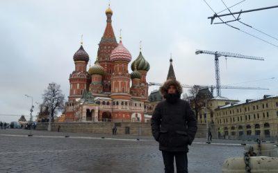 Voluntariado en Rusia