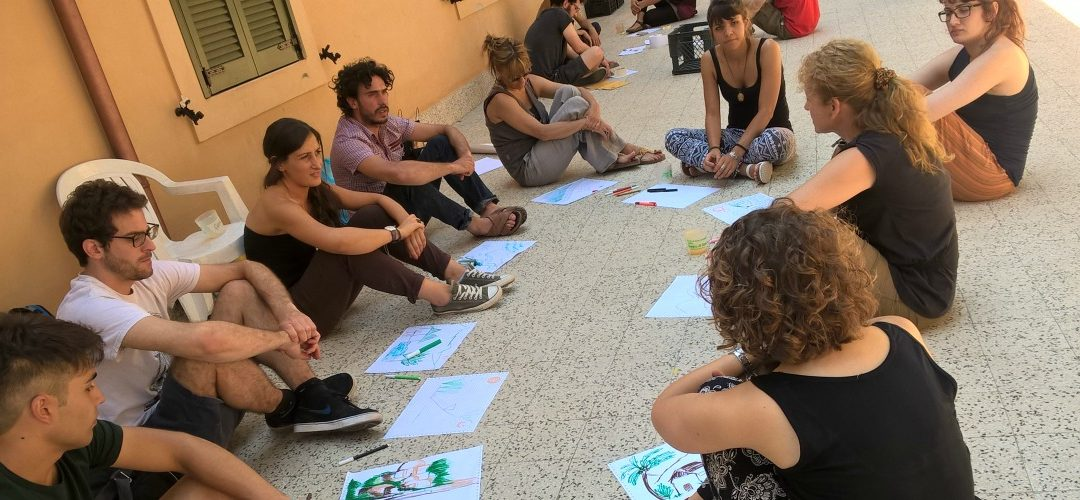 Oferta EVS en Italia: Cittá dell´Utopia