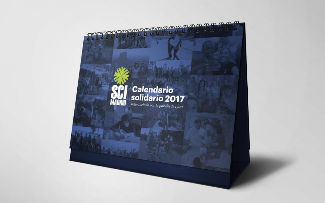 Calendario Solidario de SCI 2017