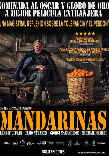Actividad video-fórum: Mandarinas 19 Febrero
