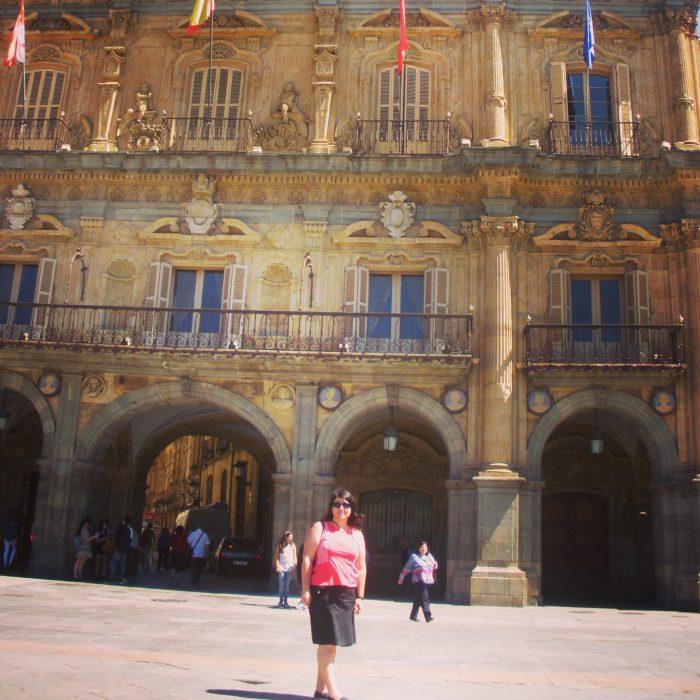 Voluntariado en España: «Echo de menos mi tiempo en Salamanca.»