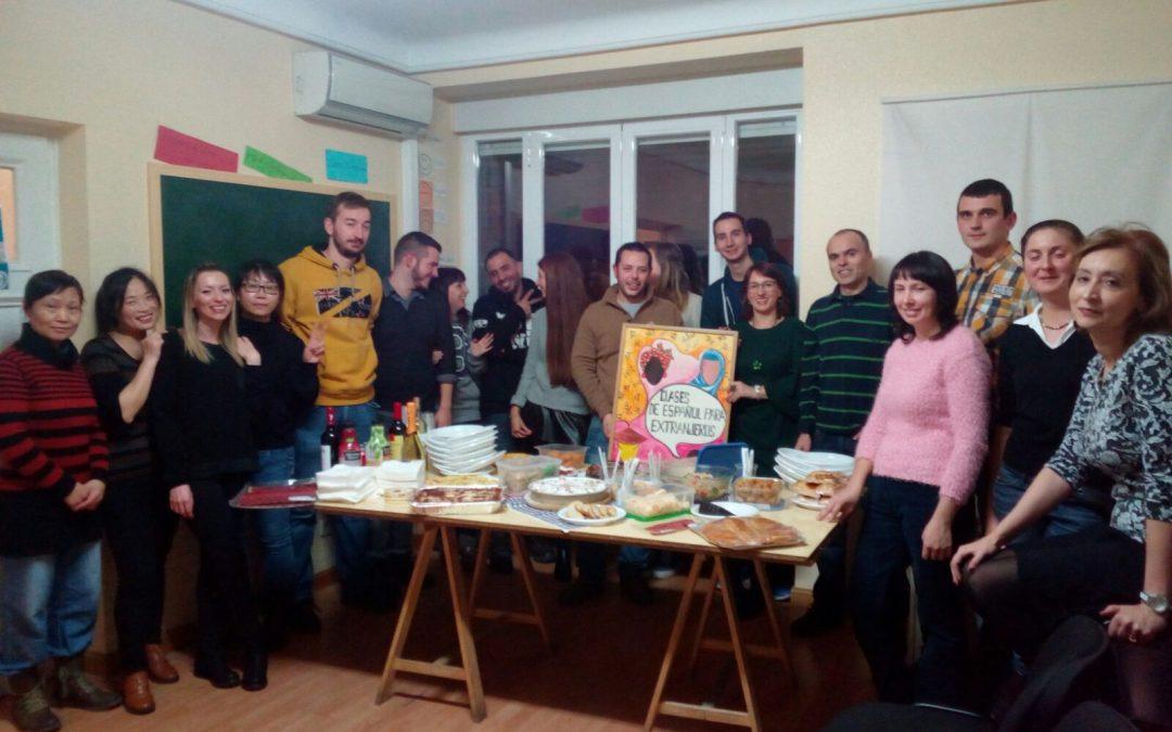 Experiencia en SCI Madrid de Mar, profe de español gratuito para inmigrantes