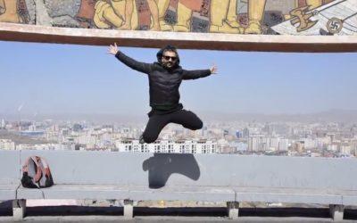 Luismi nos cuenta de su proyecto en Mongolia