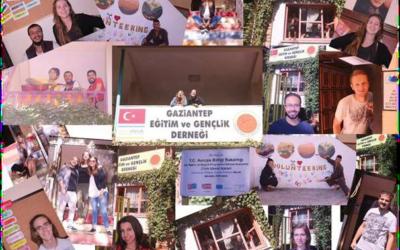 Oferta EVS de corta duración en Gaziantep, Turquía