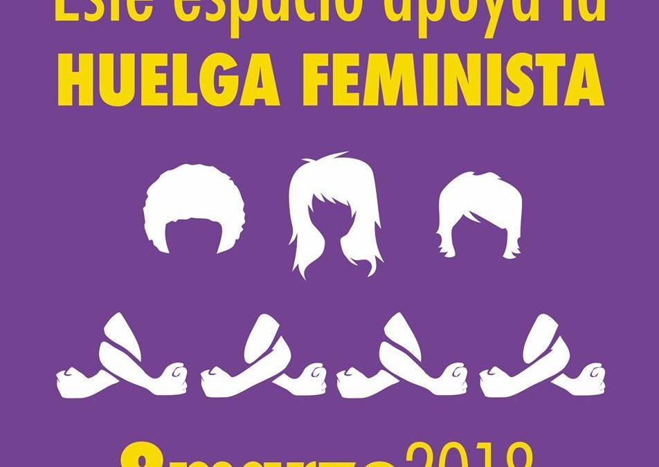 Huelga feminista – 8 de marzo