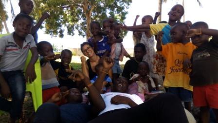Nuestra voluntaria Cecilia nos cuenta sobre su LTV en Tanzania!