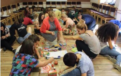 Plazas disponibles para el proyecto de EVS: COME TOGETHER – Working with kids and youth