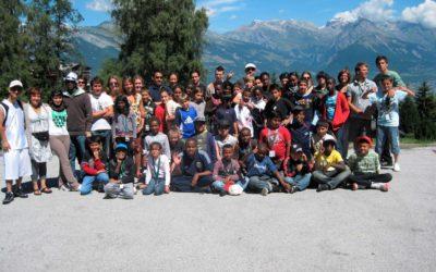3 plazas de EVS en centros de asilo en Suiza (12 meses, a partir de marzo 2019)