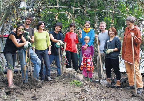 Oferta EVS en Suiza: Eco-village Sennrüti