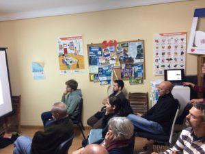 charla medioambiental servicio civil internacional madrid voluntariado