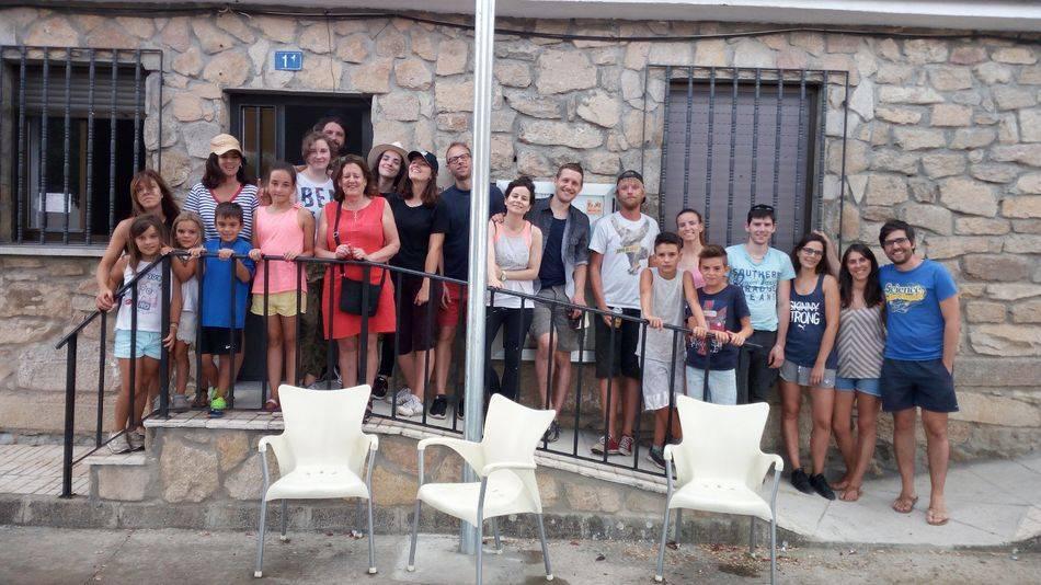 Salamanca rtv ALDÍA.es: Noticia sobre nuestro campo de voluntariado en Monleras