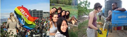 Reunión Norte Sur: Workcamps Around the World 16 enero 19h