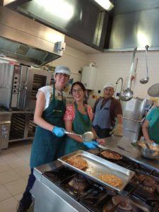 campo de voluntariado, SCI, granja ecológica, exclusion social, voluntariado internacional, SCI Madrid