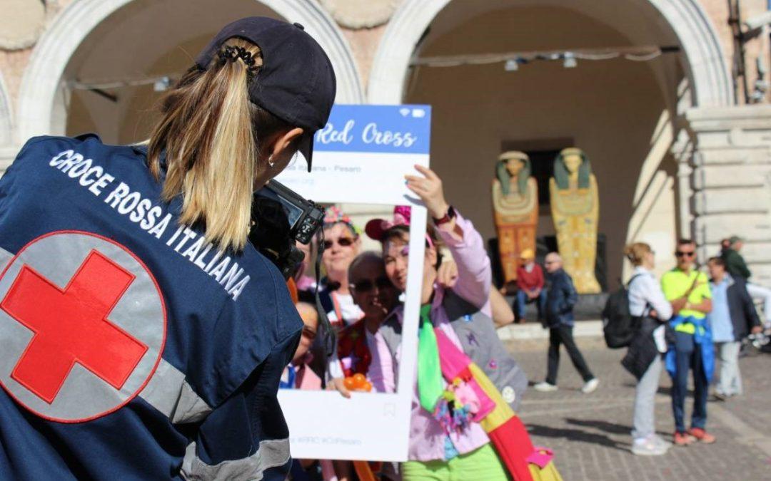 Proyecto CES de 10 meses con la Cruz Roja en Italia