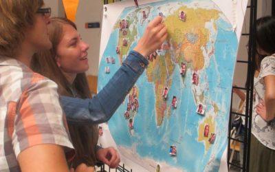 Proeycto CES promoviendo interculturalismo en Croacia