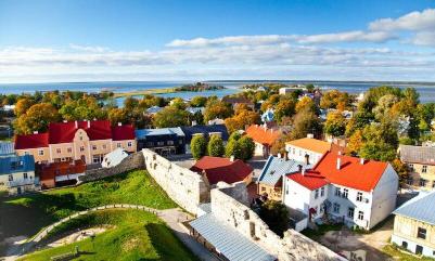 Oferta CES 1 año en Estonia en un centro de cuidado