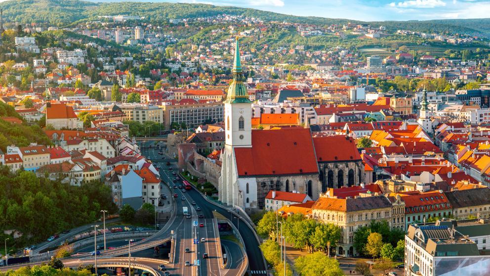 Proyecto CES en un centro para personas con discapacidades en Eslovaquia