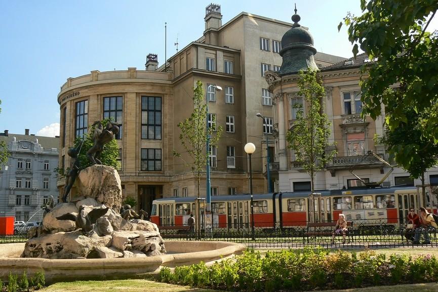 Voluntariado CES en una Universidad en Eslovaquia