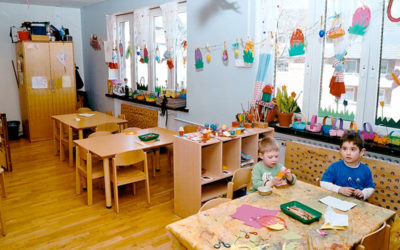 Oferta CES en un jardín infantil bilingüe en Alemania