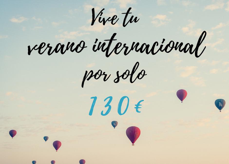 Voluntariado internacional por solo 130€