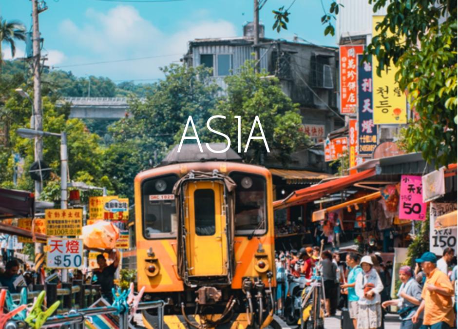 Voluntariado internacional en Asia 2020