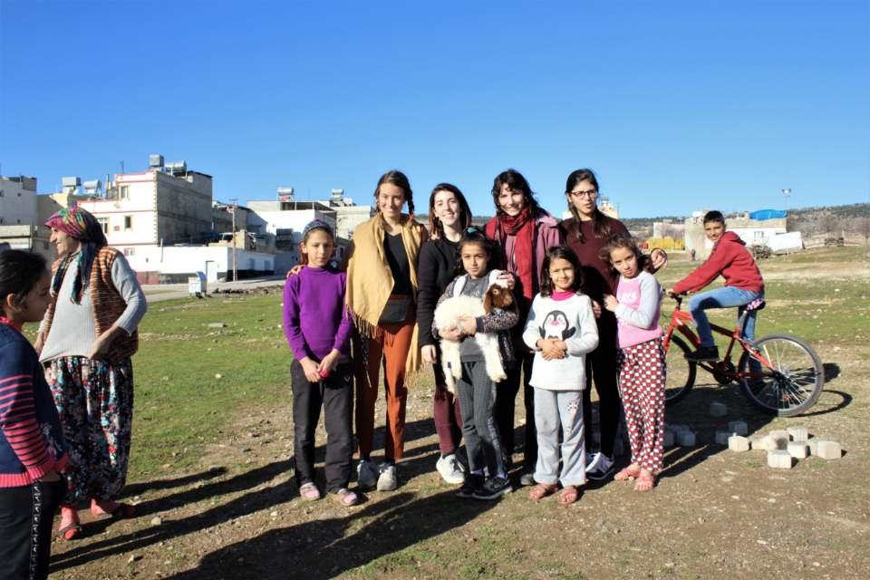 Indigo nos comparte su experiencia SVE en Turquía!