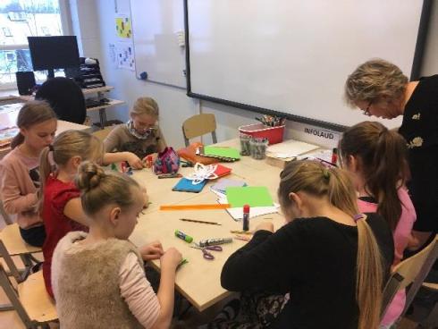 Oferta CES de 12 meses en una escuela de Estonia