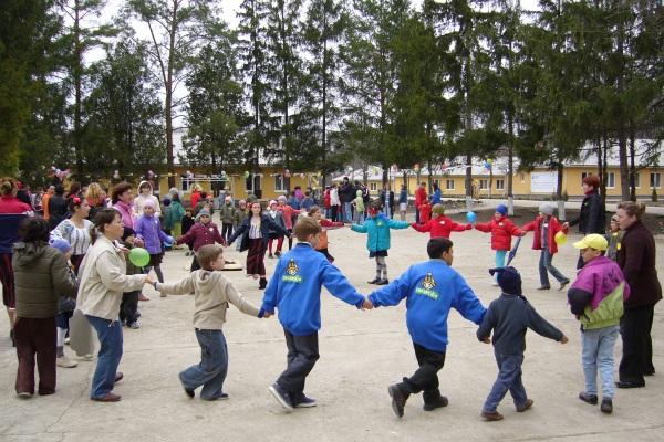Voluntariado CES: Centro Social en Moldavia