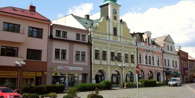 Proyecto CES 1 año en una escuela de República Checa