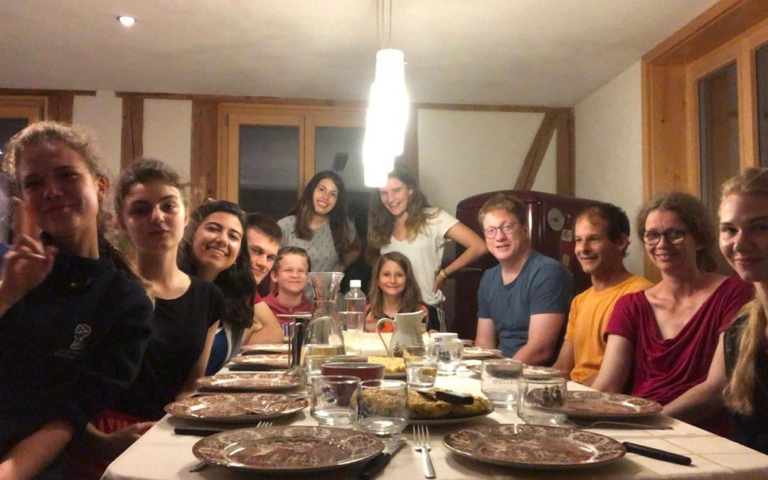 My experience in Ganterschwil (Switzerland) – Noemí nos cuenta su campo de voluntariado medioambiental