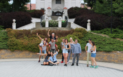 ¡Experiencia Campo de Voluntariado en Polonia con Eliane! ¡DESCÚBRELO!