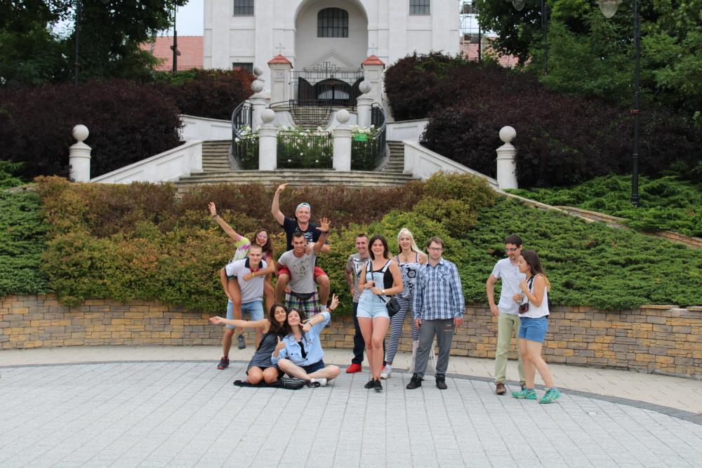 ¡Campo de Voluntariado en Polonia con Eliane! ¡DESCÚBRELO!