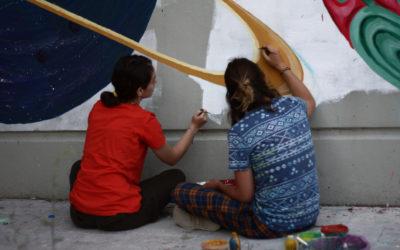 ¡Experiencia Campo de Voluntariado – URBAN ART en KOSOVO!