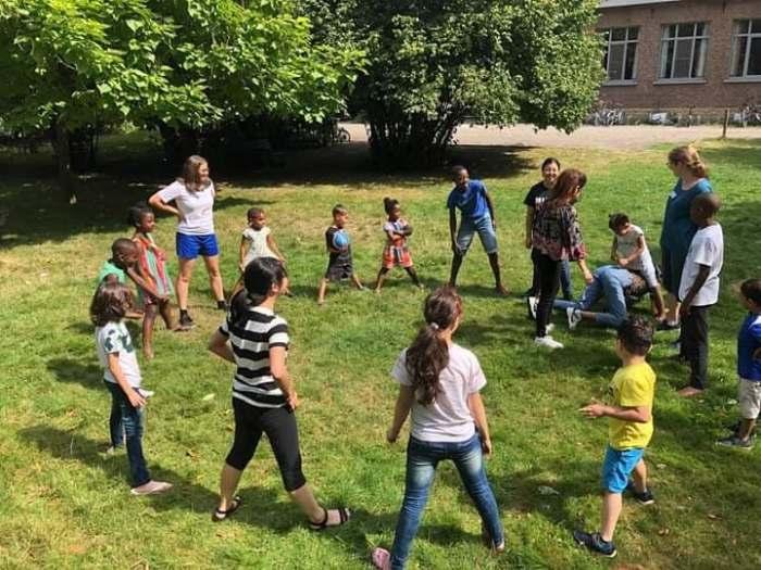 📣¡Experiencia Campo de Voluntariado! – CENTRO DE REFUGIADOS en BÉLGICA 🇧🇪