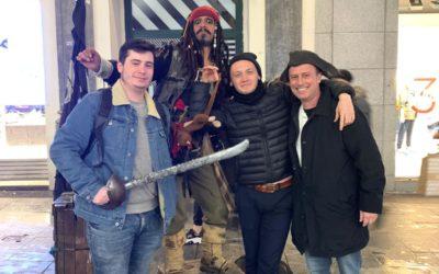 Experiencia de voluntariado en SCI Madrid 🇪🇸 con Antoni 🇫🇷