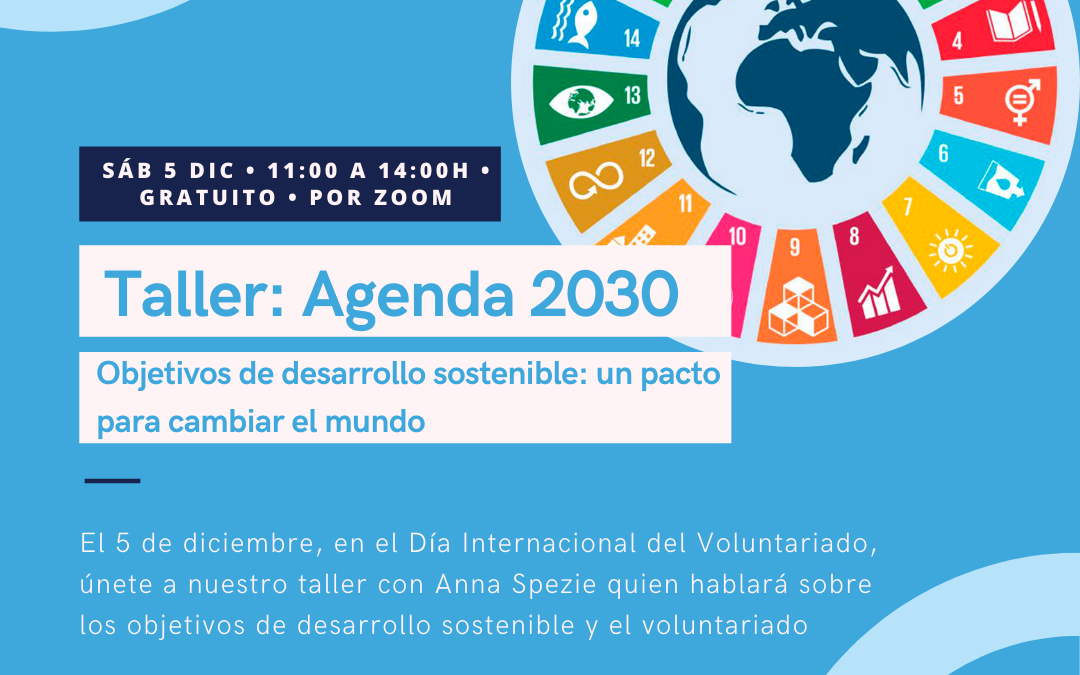Taller: Agenda 2030