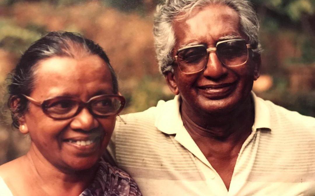 Tres generaciones del voluntariado de SCI en Sri Lanka 🇱🇰