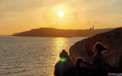 Experiencia CES de Eugenia en Malta